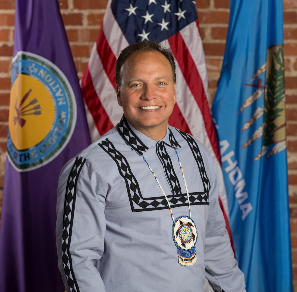 Chief Gary Batton
